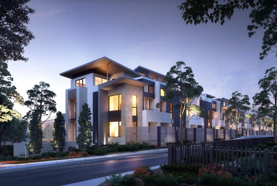 Lindfield Townhouses